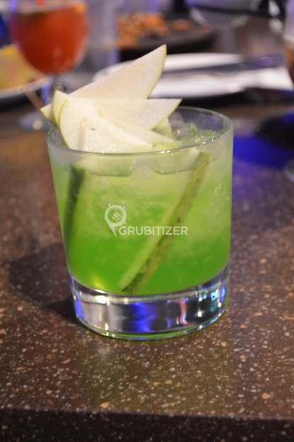 Mary Kom Cooler (Mocktail)