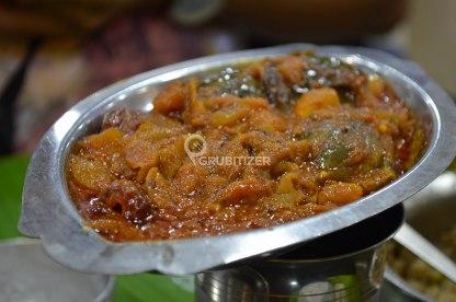 Brinjal Curry