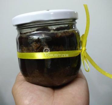 Death by Chocolate Jar
