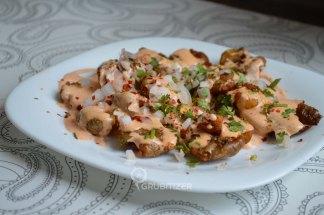 Cajun Spice Baby Potato